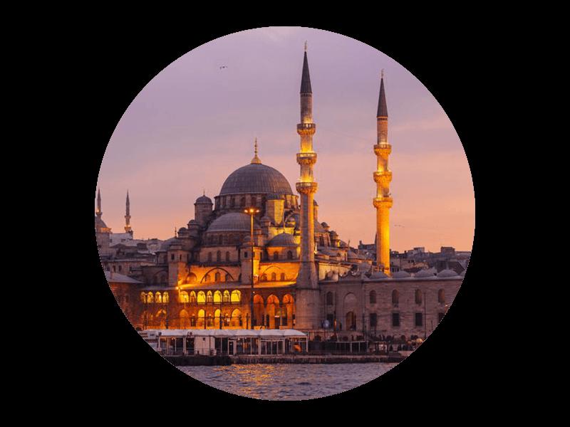 Conectys Turkey Location