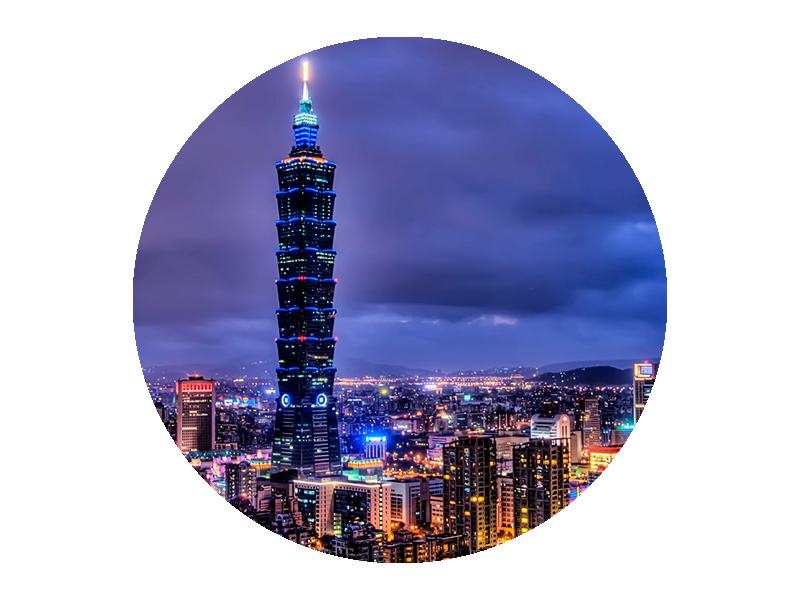 Conectys Taipei Location