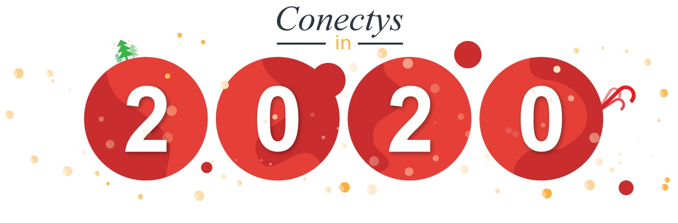 Some of Conectys' 2020 accomplishments