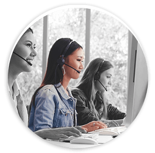 Customer experience services outsourcing
